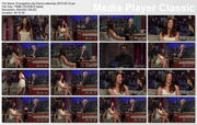 Evangeline Lilly - 05.10.10 (Late Show With David Letterman) Xvid