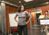 Lisa Edelstein played with brightness and contrast on #5,#7.#9 Foto 9 (Лиза Эдельстин играли с яркостью и контрастностью на # 5, # 7. # 9 Фото 9)