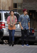th 55661 Selena1 123 169lo Selena Gomez   at a restaurant in Hollywood 01/10/2012