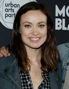 Olivia Wilde - 24 Hour Plays On Broadway Gala in New York 11/12/12