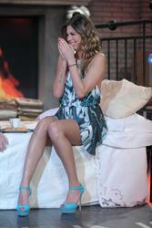 Мелисса Сатта, фото 343. Melissa Satta Chiambretti Sunday Show in Italy, 18.02.2012, foto 343