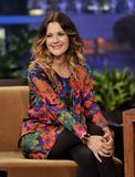 Дрю Бэрримор, фото 2851. Drew Barrymore 'The Tonight Show with Jay Leno' in Burbank - 02.02.2012*>> Video <<, foto 2851,