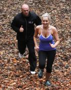 Джемма Мерна, фото 237. Gemma Merna Workout in park - 08/11/11, foto 237