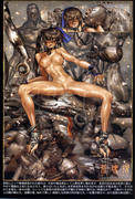 Hellhound Extra 1-3, by Masamune Shirow