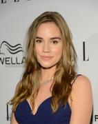 Christa B. Allen - ELLE's Women in Television Celebration in West Hollywood 01/24/13