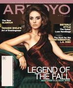 REQ: HQ Scans from Arroyo August 2009 Alison Brie