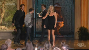 Jennifer Aniston - Guys Choice Awards 2011, 720p