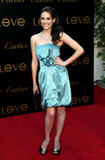 Emmy Rossum shows cleavage at Cartier's Third Annual Loveday Celebration and Cartier Love Charity Bracelet launch