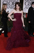Tina Fey @ 69th Annual Golden Globe Awards 1-15-12