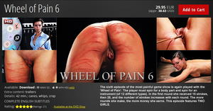 Mood-Pictures: Wheel of Pain 6