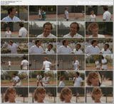 Dana Wheeler-Nicholson - very sexy in Fletch (1985) - 2 clips