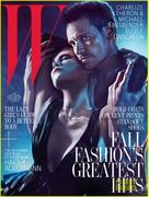 Charlize Theron &amp;amp; Michael Fassbender W Magazine August 2012